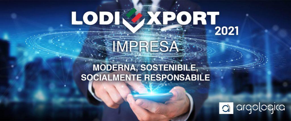 Argo Logica Lodi Export 2021